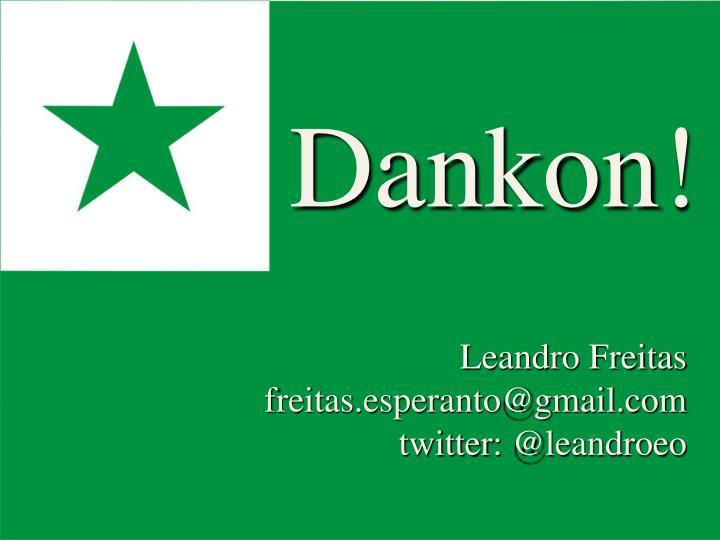 Leandro Freitas