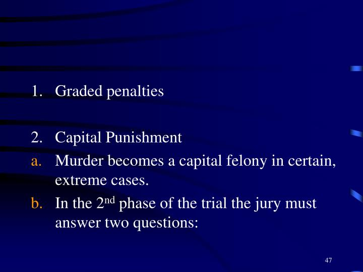 a description of the case of capital punishment {teaserdescription}} watch featured perfect capital-punishment case falls that demonstrated exactly why the system of capital punishment has.
