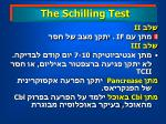 the schilling test1