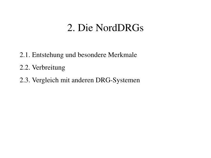 2. Die NordDRGs