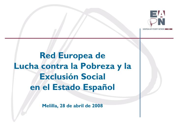 Red Europea de