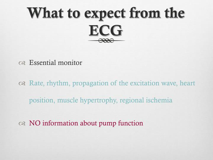 ppt - ecg monitoring in anesthesia powerpoint presentation - id, Powerpoint templates