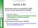 mysql bd
