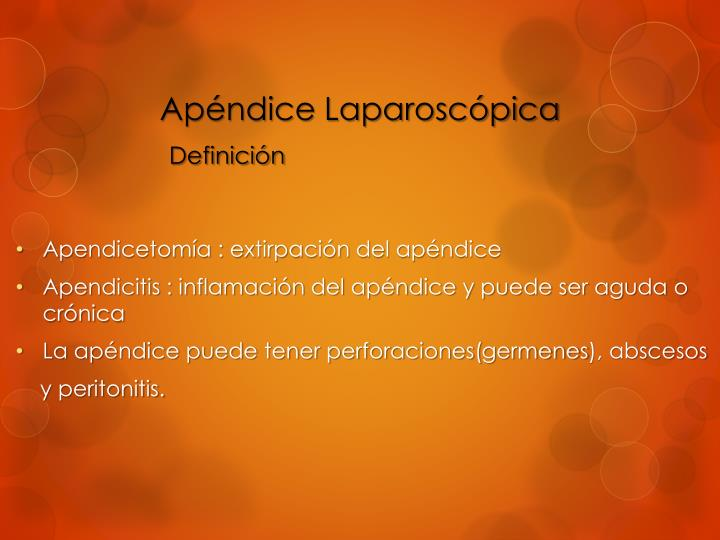 Ap ndice laparosc pica1