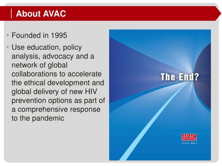 About avac