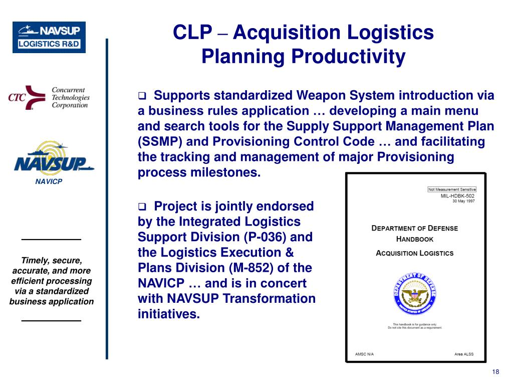 PPT - National Navy Reserve Supply Community Workshop PowerPoint