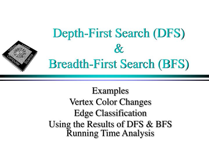 Depth-First Search (DFS)