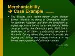 merchantability case example continued1