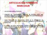 articulaci n feminista marcosur