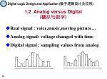 1 2 analog versus digital1