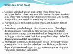 hubungan antar class