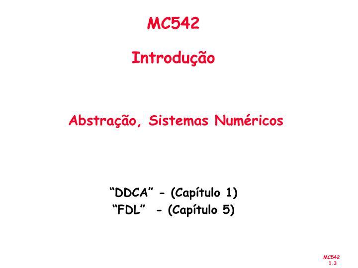 MC542