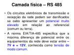 camada f sica rs 4853