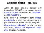 camada f sica rs 4855