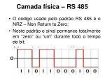camada f sica rs 4856