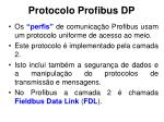 protocolo profibus dp