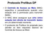 protocolo profibus dp1