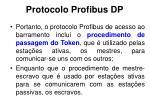 protocolo profibus dp3