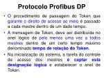 protocolo profibus dp5