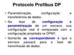 protocolo profibus dp9