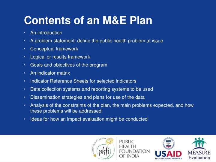 Ppt contents of an m e plan powerpoint presentation id for Eplan login
