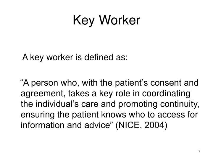 Key Worker
