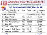 3 y interim 2007 2010 plan for ae