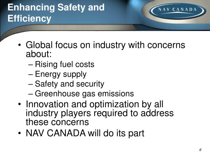 Enhancing Safety and
