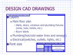 design cad drawings1