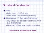 structural construction1