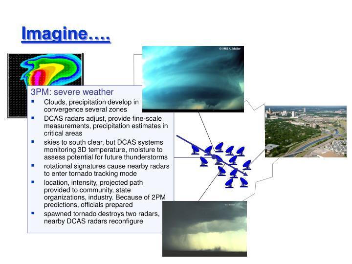 3PM: severe weather