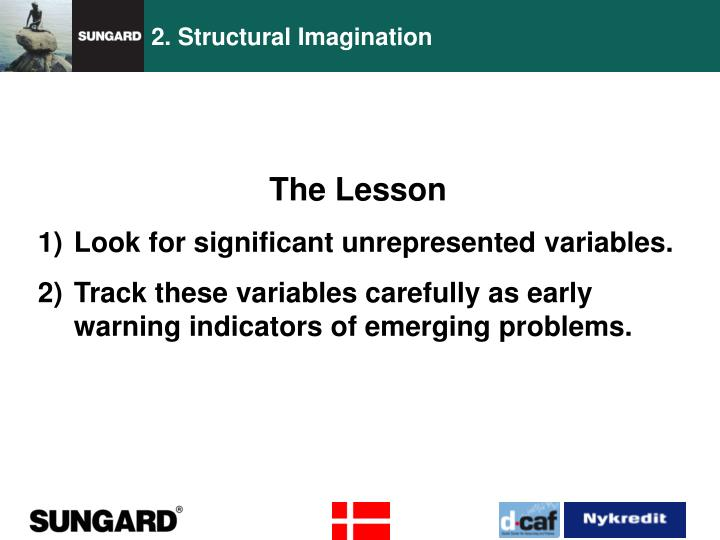 2. Structural Imagination