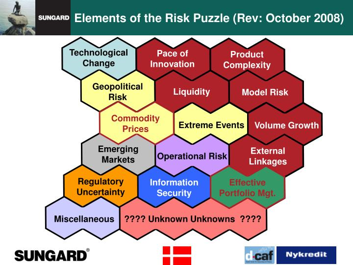 Elements of the Risk Puzzle (Rev: October 2008)