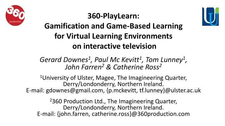 360-PlayLearn: