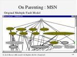 on parenting msn