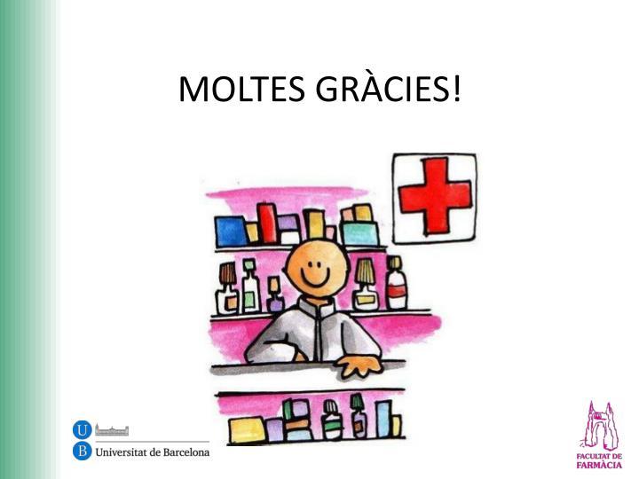 MOLTES GRÀCIES!