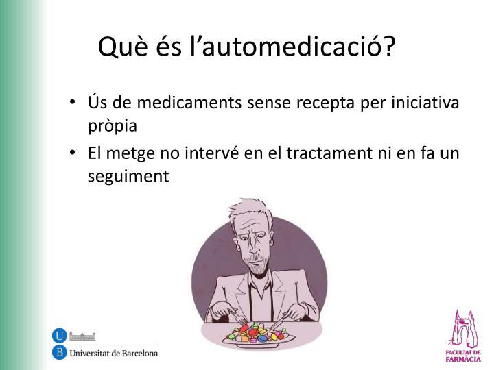 Qu s l automedicaci1