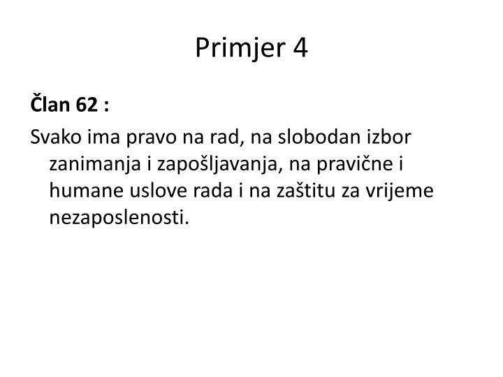 Primjer 4