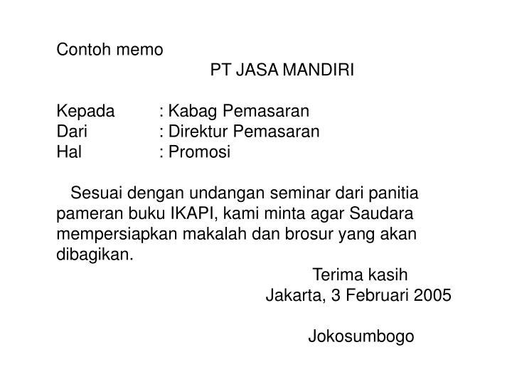 Ppt Bahasa Indonesia Surat Keluarga Dan Surat Dinas Powerpoint