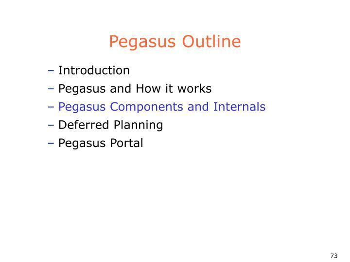 Pegasus Outline
