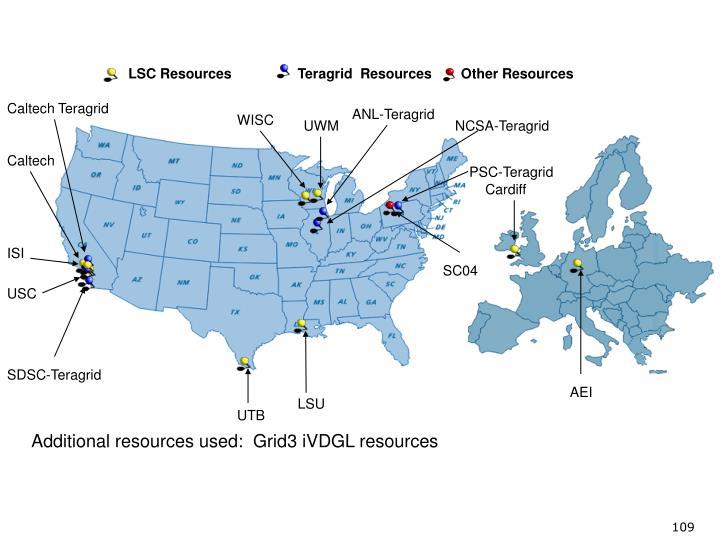 LSC Resources