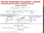 better together palladium copper cooperation for biaryl cross coupling