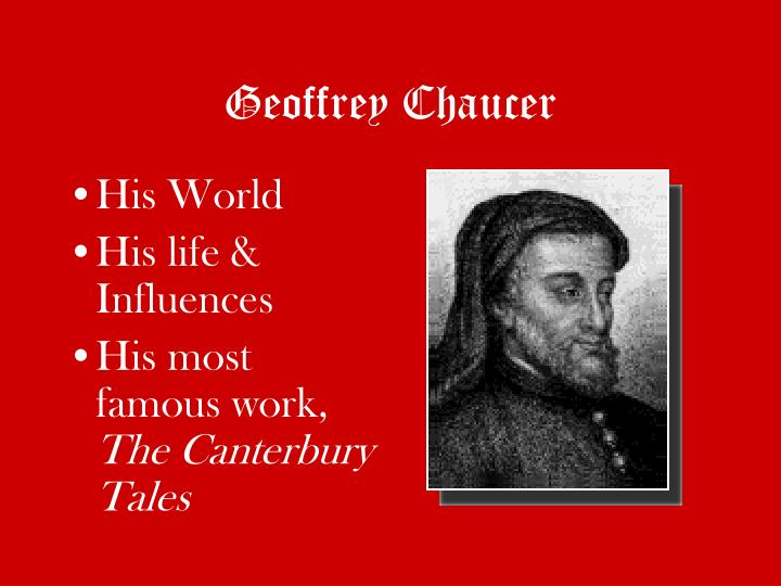 corruption in the church in the canterbury tales by chaucer