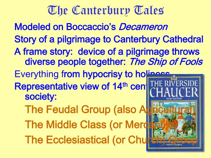 canterbury pilgrims history essay Canterbury tales: the wife of bath essay the story tells about the journey of a group of pilgrims to canterbury to the shrine of thomas a becket and the stories.