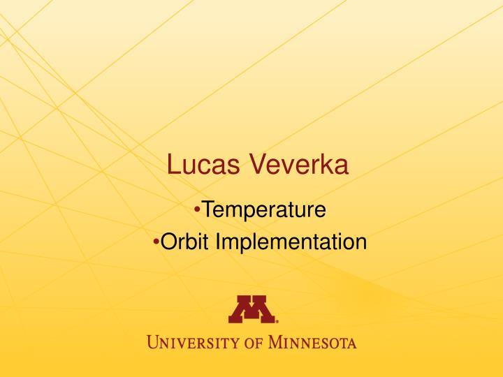 Lucas Veverka