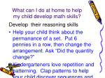 what can i do at home to help my child develop math skills3