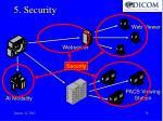 5 security