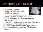 emergency contraception1
