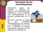 derechos de los contribuyentes3