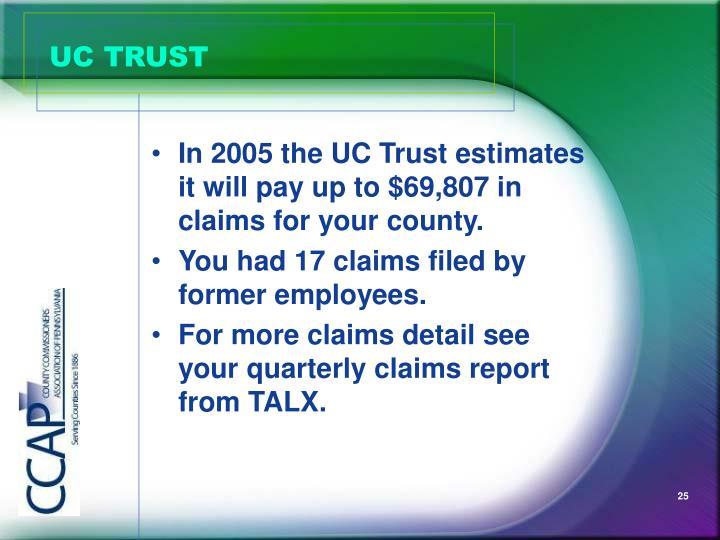 UC TRUST